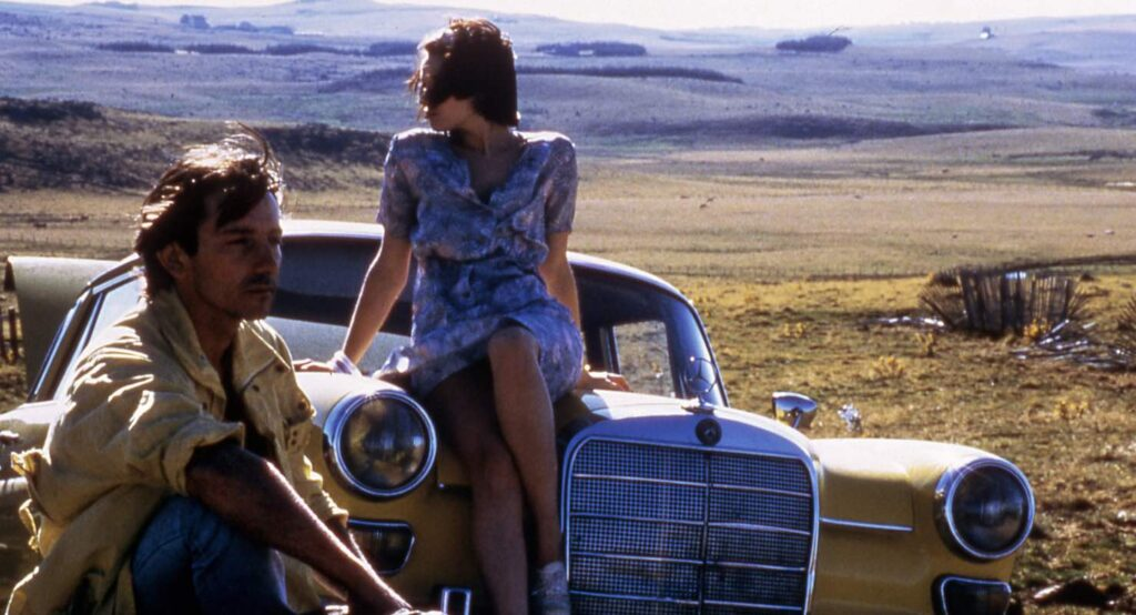 Jean-Hugues Anglade e Beatrice Dalle: louco amor em 'Betty Blue'