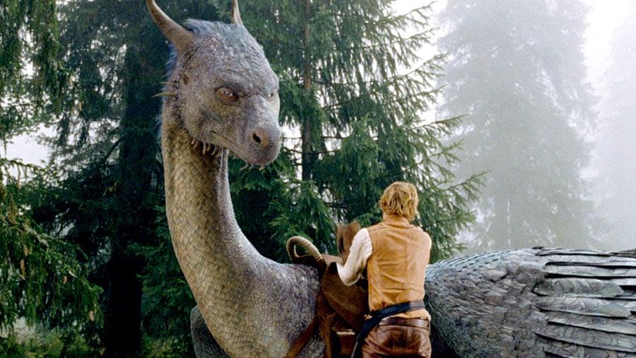 """A adaptação de """"Eragon"""" para o cinema não rendeu o resultado esperado"""