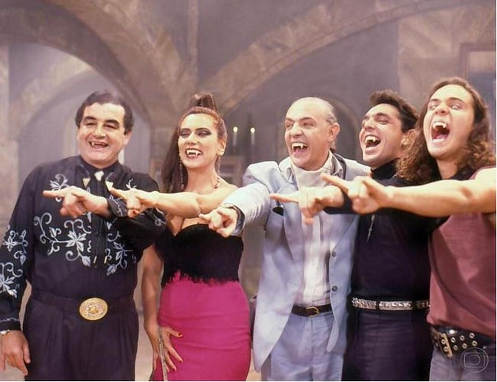 Vlad e os vampiros da família Matoso: cenas hilárias