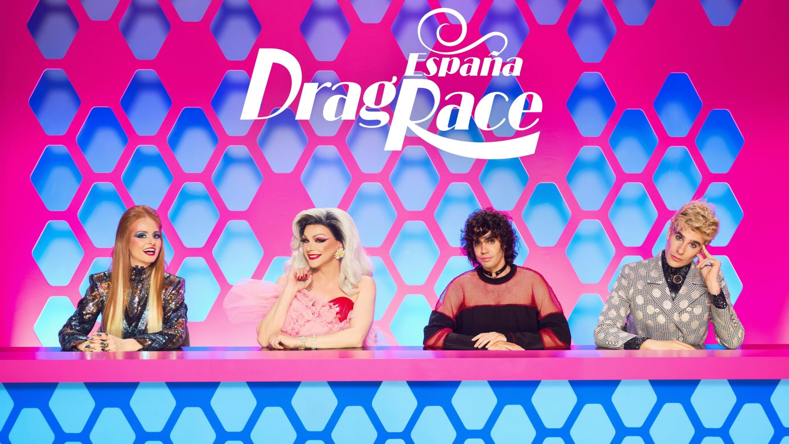 Elenco de 'Drag Race Espanha'
