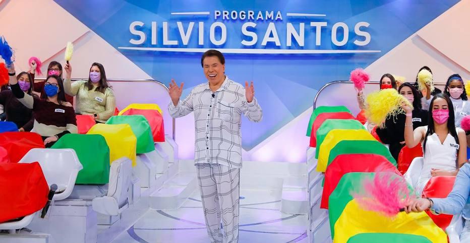 Com 90 anos, Silvio Santos segue ativo na apresentação de seu programa