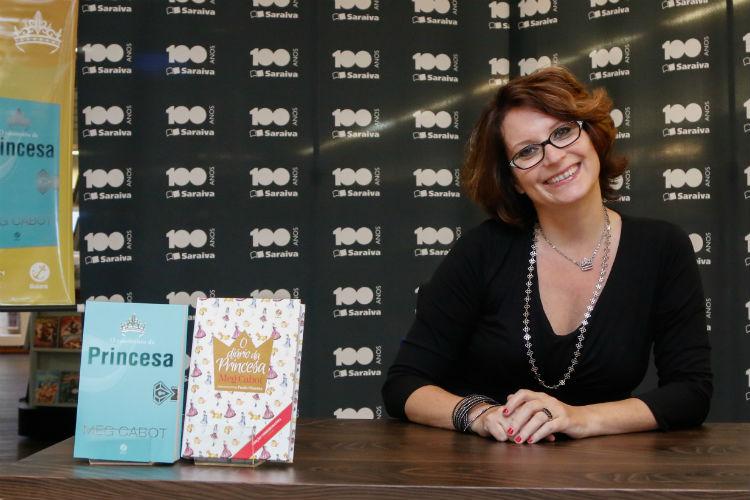 Meg Cabot: sucesso com jovens leitores do mundo inteiro