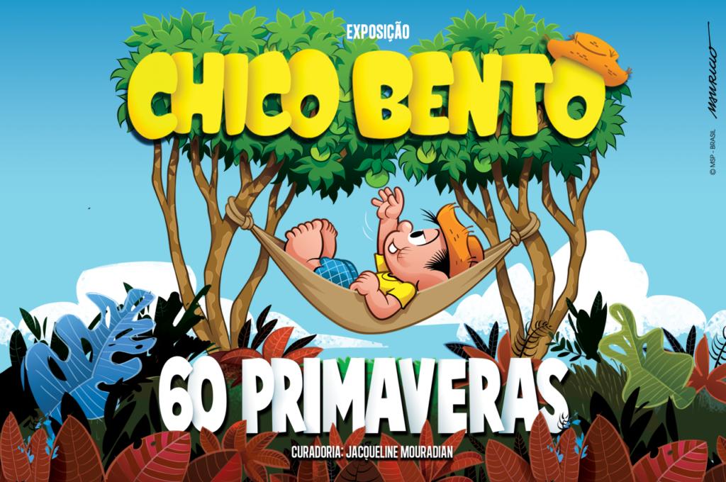 Jundiaí recebe a exposição comemorativa aos 60 anos de Chico Bento