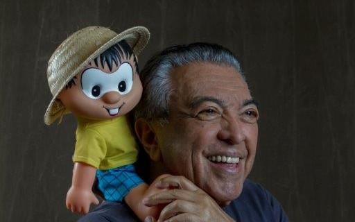 Chico Bento nasceu das memórias da infância de Mauricio de Sousa