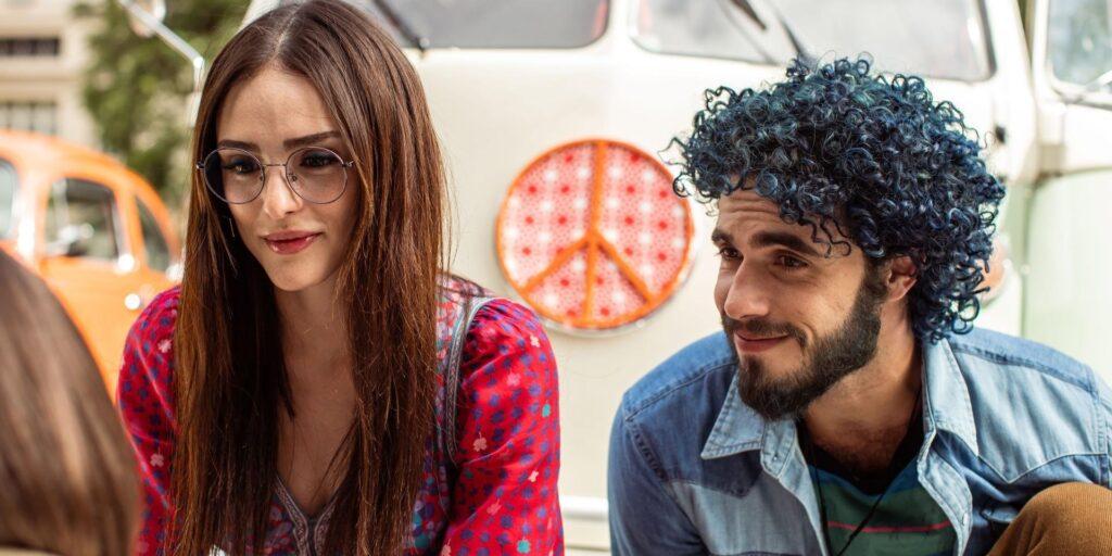 Tina (Isabelle Drummond) e Rolo (Gustavo Merighi) são duas boas surpresas em 'Lições'